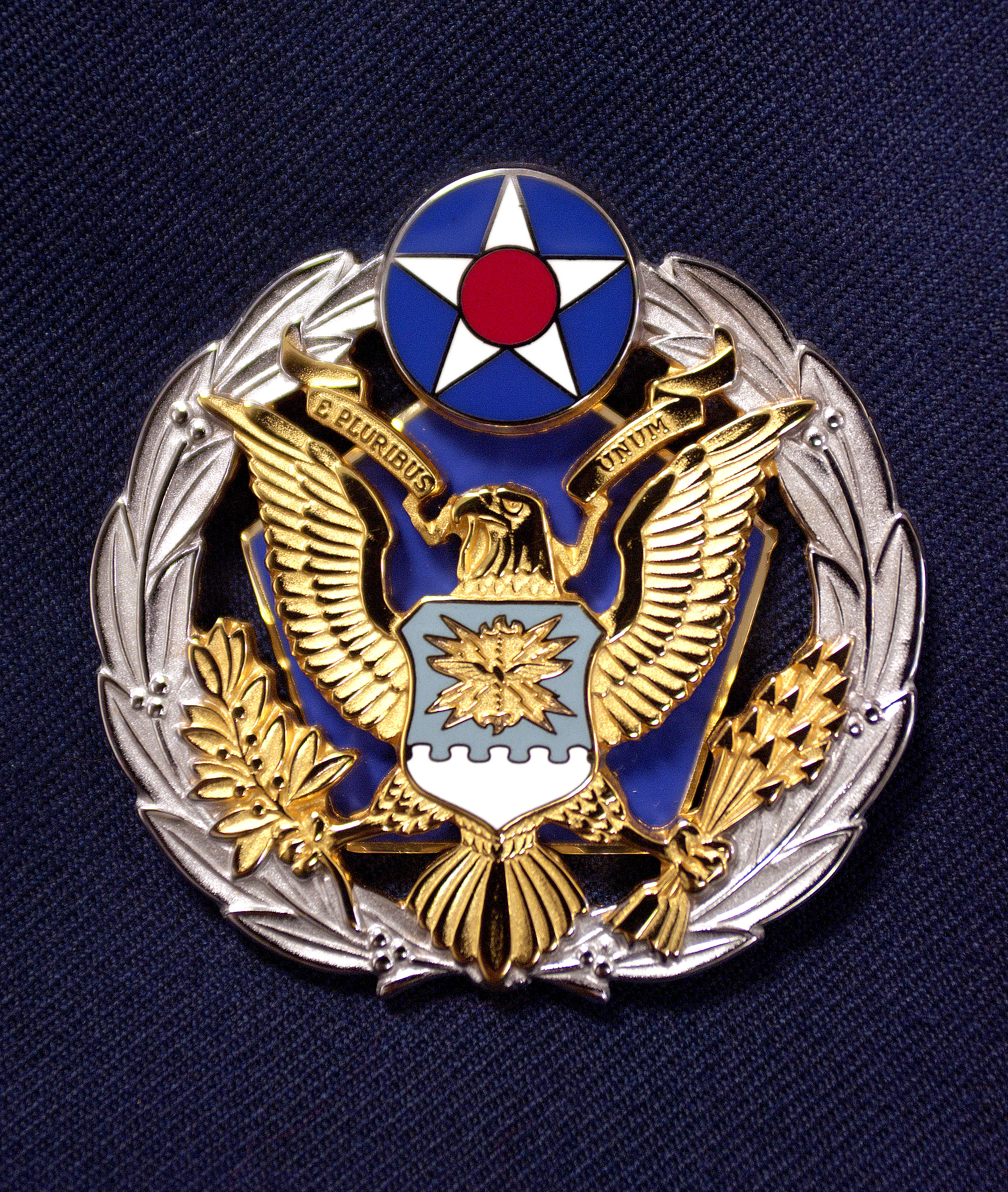New air staff badge recognizes pentagon assignment gt u s air force