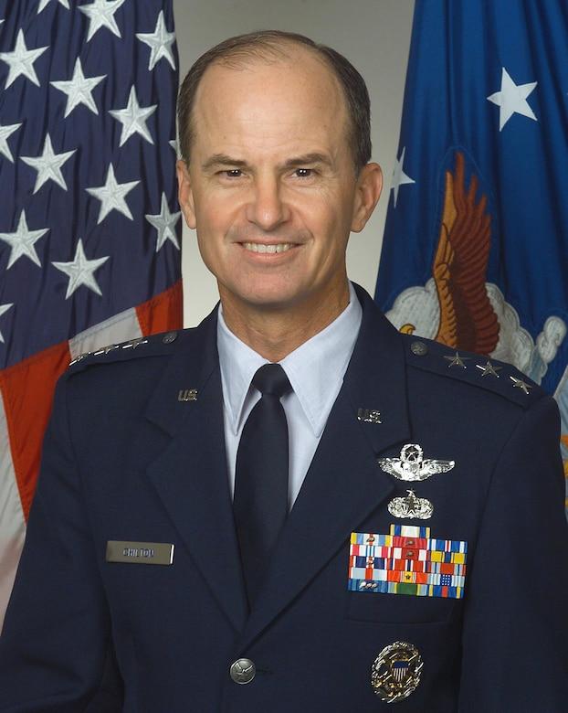 Lt. Gen. Kevin P. Chilton