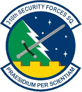 310th Security Forces Squadron