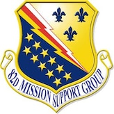 82nd Mission Support Group, Sheppard Air Force Base, Texas