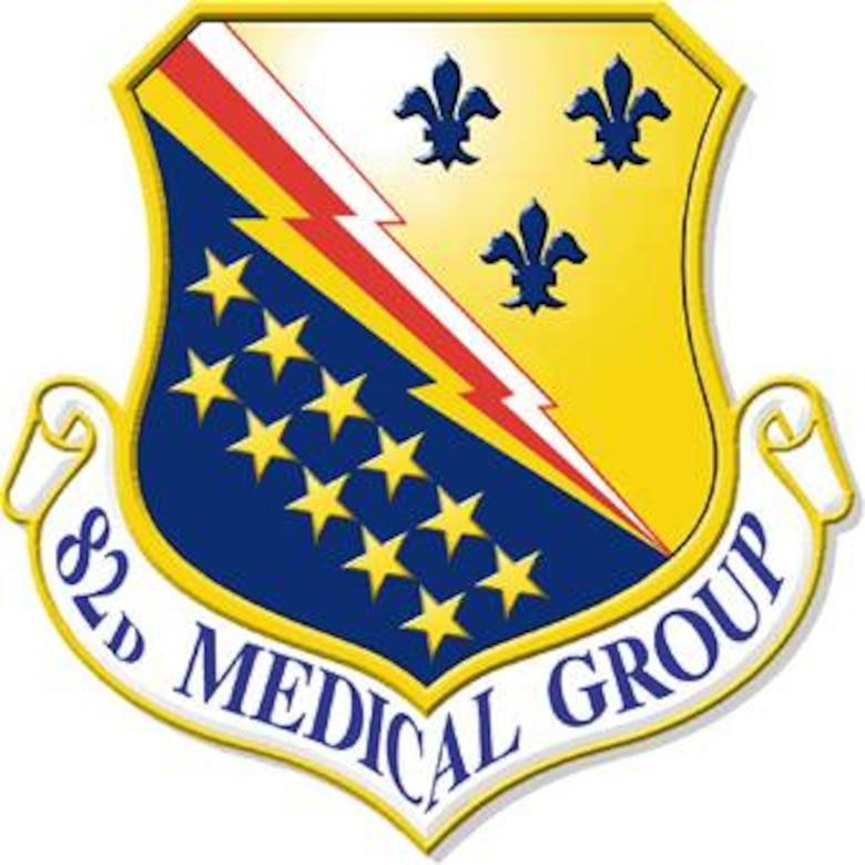 82nd Medical Group, Sheppard Air Force Base, Texas