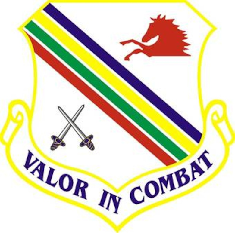 354th Fighter Wing Shield (color).