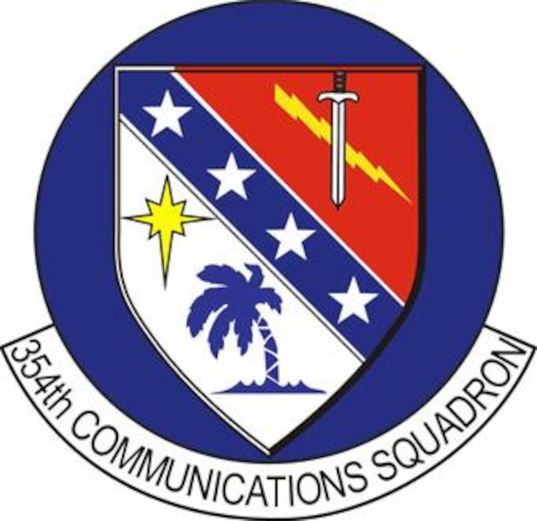 354th Communications Squadron (Color).