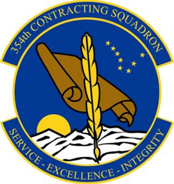 354th Contracting Squadron (Color).