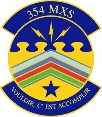 354th Maintenance Squadron (Color).