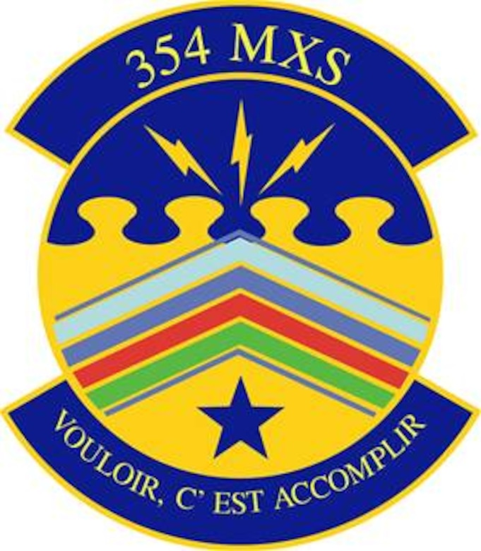 354th Maintenance Squadron (Color).