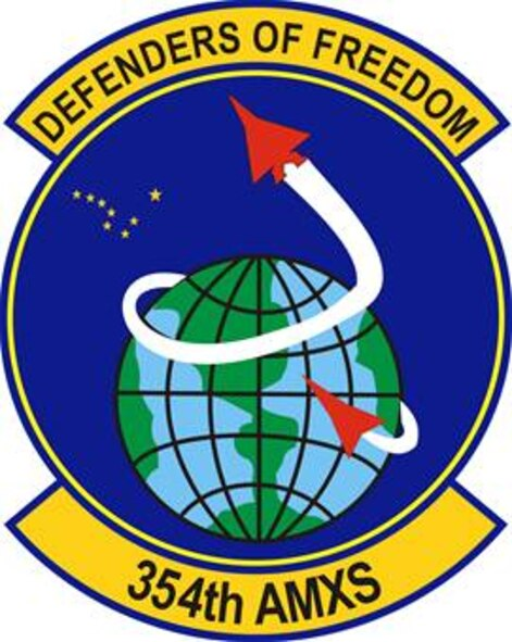 354th Aircraft Maintenance Squadron (Color).