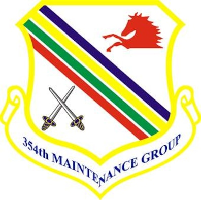 354th Maintenance Group (Color).