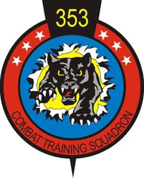 353rd Combat Training Squadron (Color).