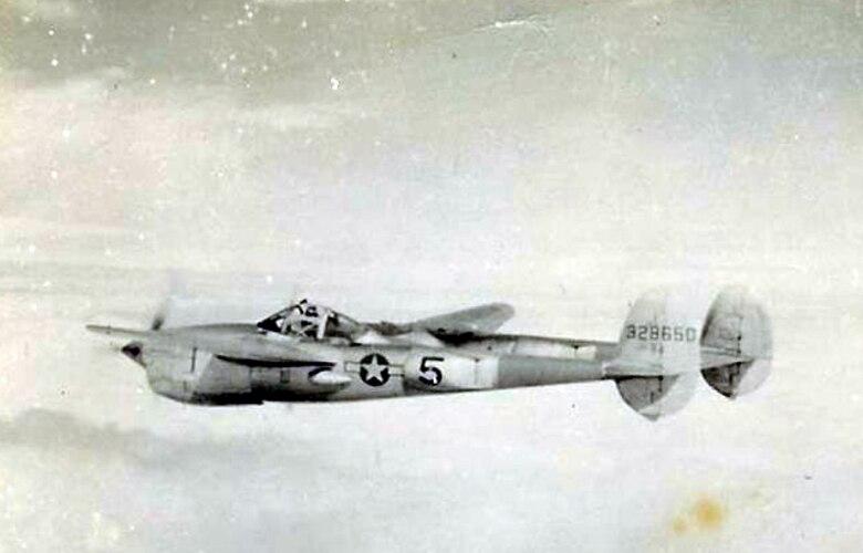 A P-38 Lightning. (Courtesy photo)