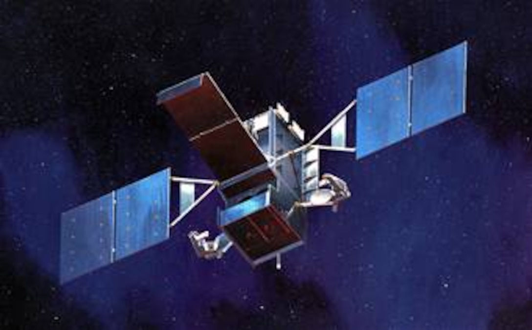 Space Based Infrared System (SBIRS), operated by the 460th Space Wing at Buckley Air Force Base, Colo., with backup facilities at Schriever AFB, Colo. Image courtesy of Lockheed-Martin for Department of Defense and media publications; use for commercial purposes is prohibited.