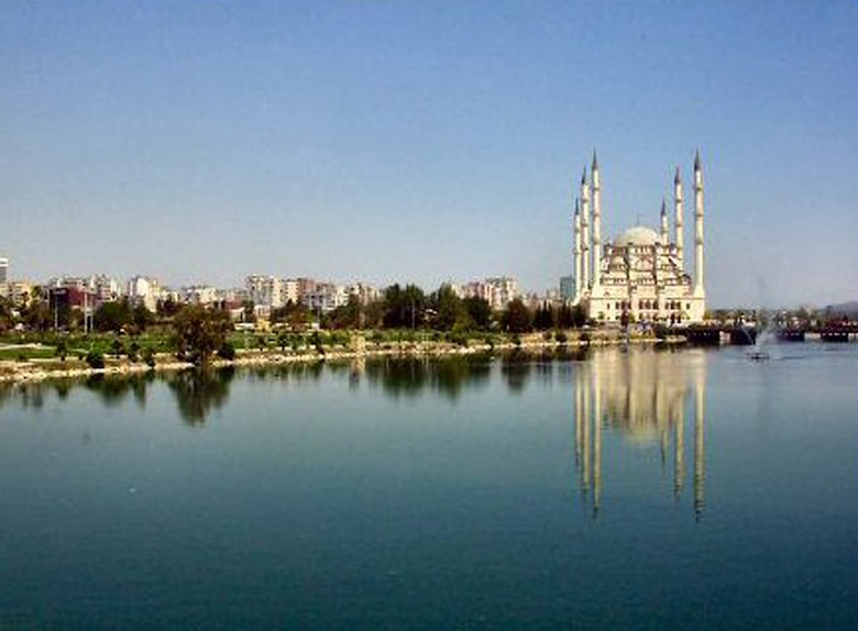 One of the largest and most dynamic cities in Turkey, Adana is the gateway to the Cilician plain, now known as the Çukurova plain, the large stretch of flat and fertile land which lies to the south-east of the Taurus Mountains. This is possibly the most productive area in this part of the world.