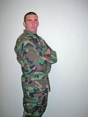 Thunderbolt of the Week, Airman 1st Class Jason Hicks, LUKE AIR FORCE BASE, Ariz.