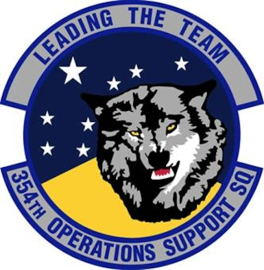 354th Operations Support Squadron (Color).
