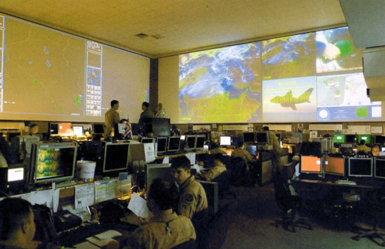 Theater Battle Operations Network-Centric Environment (TBONE)