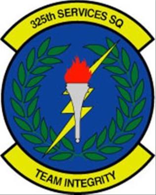 325th Services Squadron