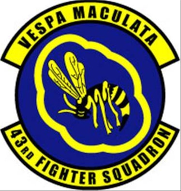 43rd Fighter Squadron