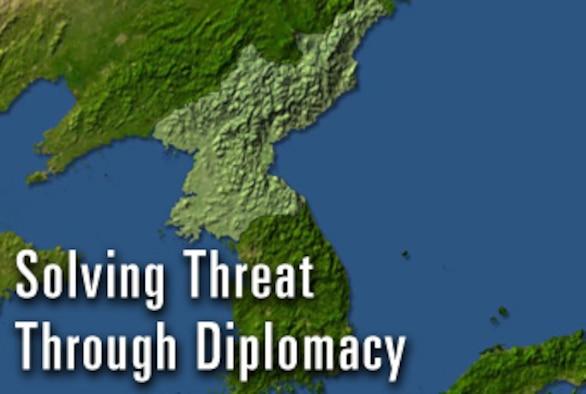 Diplomacy for North Korea