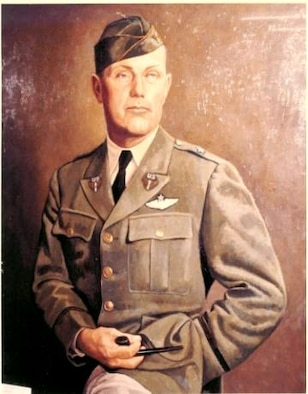 Brig. Gen. Frank Dorwin Lackland (AF Art # 1981.032)