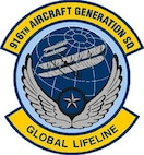 916th Aircraft Generation Squadron patch