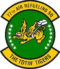 77th Air Refueling Squadron patch