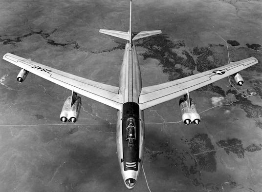 Boeing RB-47E Stratojet. (U.S. Air Force photo)