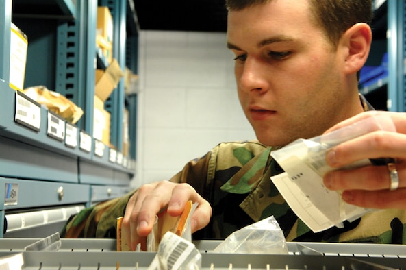 McChord Air Force Base, Wash.-- 