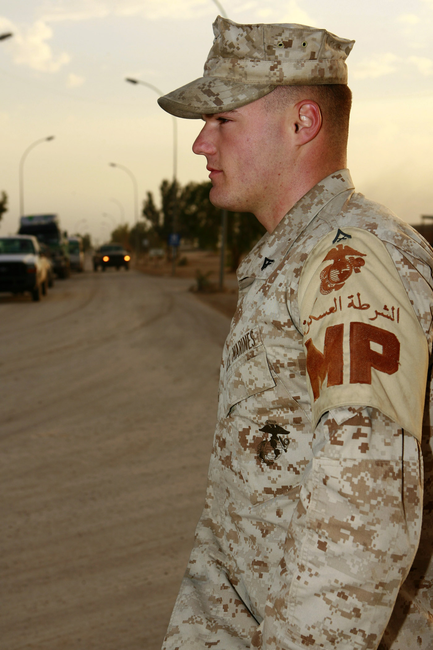 Military police keep safety top priority at Al Asad > 3rd ...