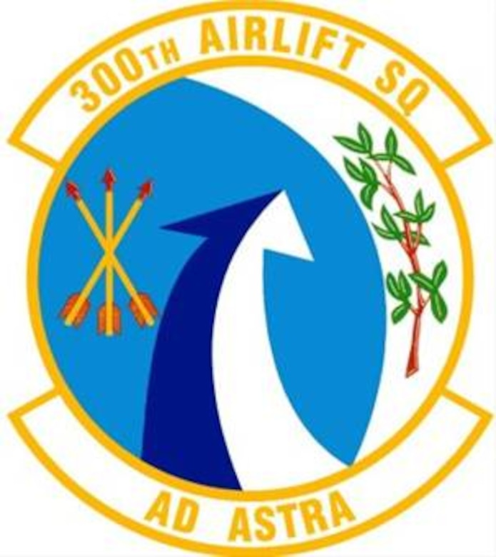 300th Airlift Sq. Patch