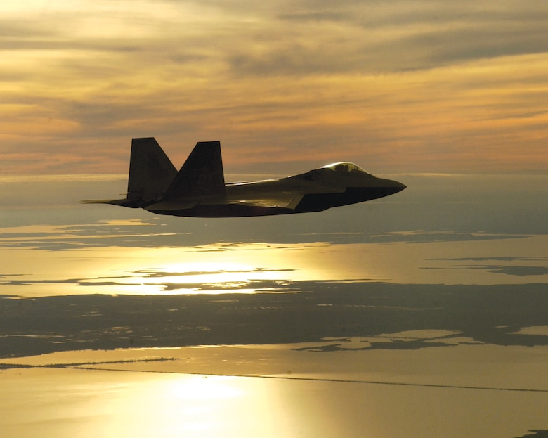 The F-22 will be a vital part of Holloman and Alamogordo's future.