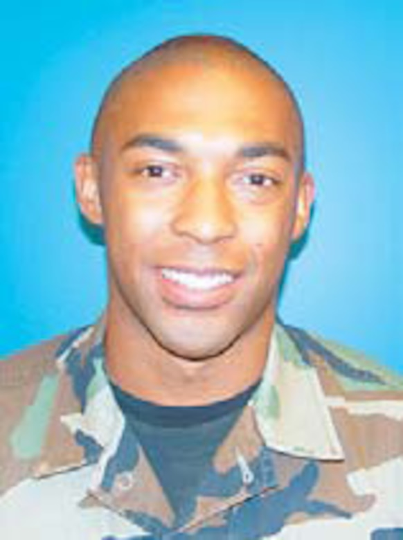 Senior Airman Deshawn Little