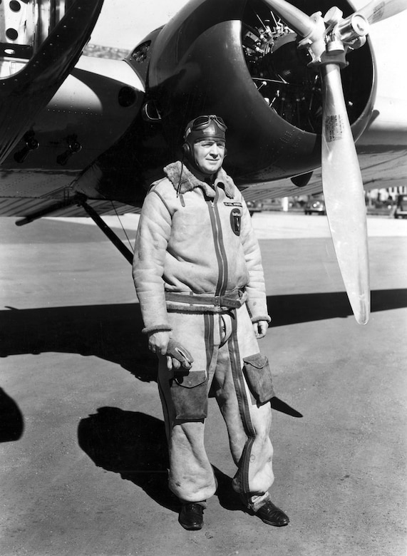 Lt. Col. Henry H. Arnold, Air Corps, Feb. 16, 1935. (U.S. Air Force photo)