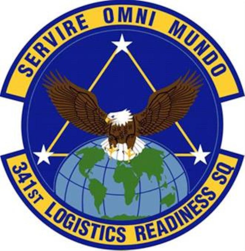 341st Logistics Readiness Squadron patch
