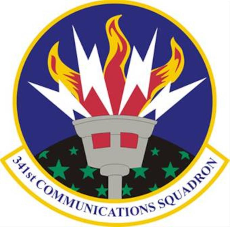 341st Communication Squadron patch