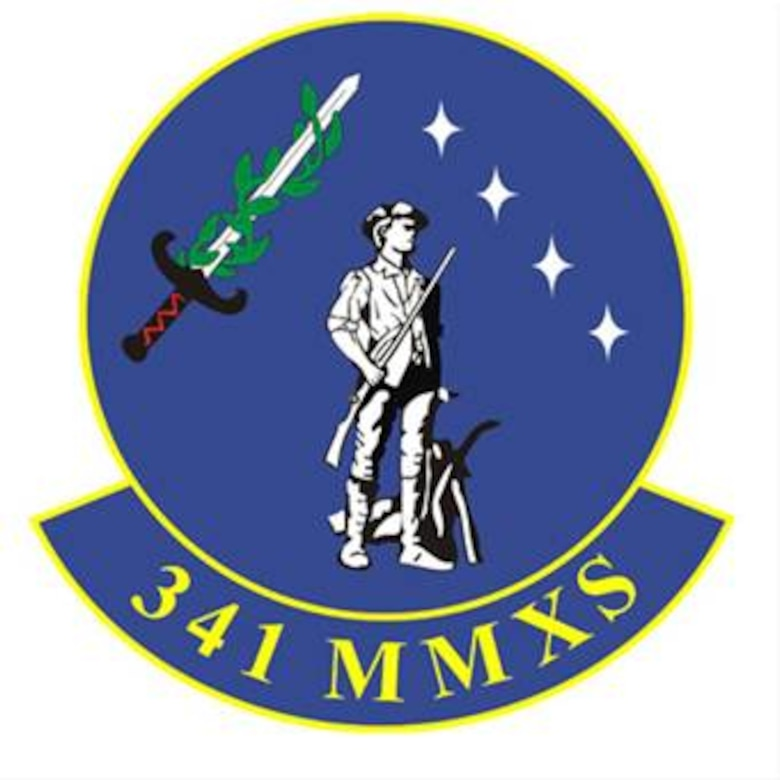 341st Missile Maintenance Squadron patch