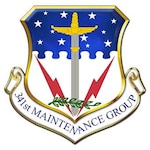 341st Maintenance Group shield