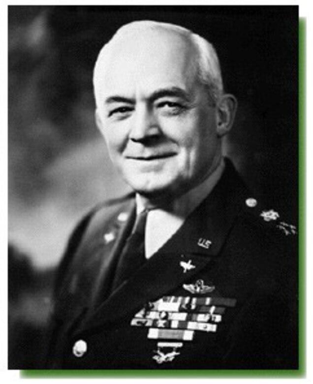"""Maj. General H. H. """"Hap"""" Arnold"""