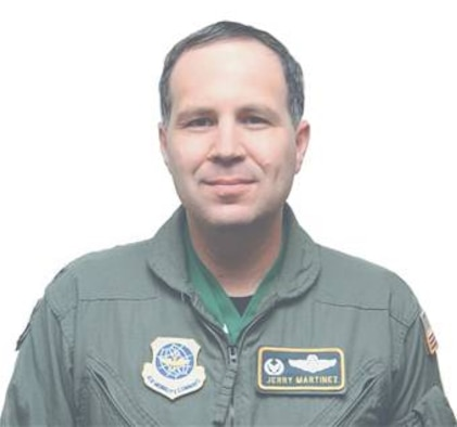Col. Jerry Martinez, 62nd Airlift Wing commander
