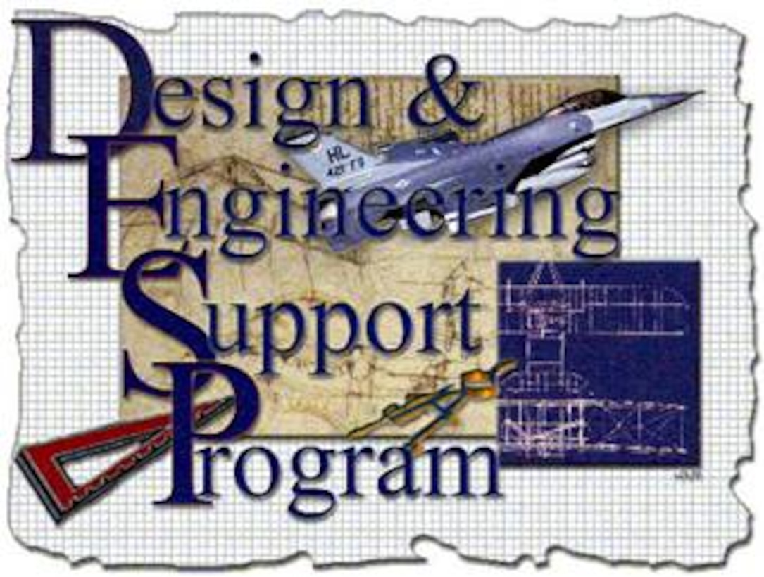 Design Engineering Support Program (DESP II)  - Logo complements of the University of Dayton Research Institute. Logo is for official Government use only!