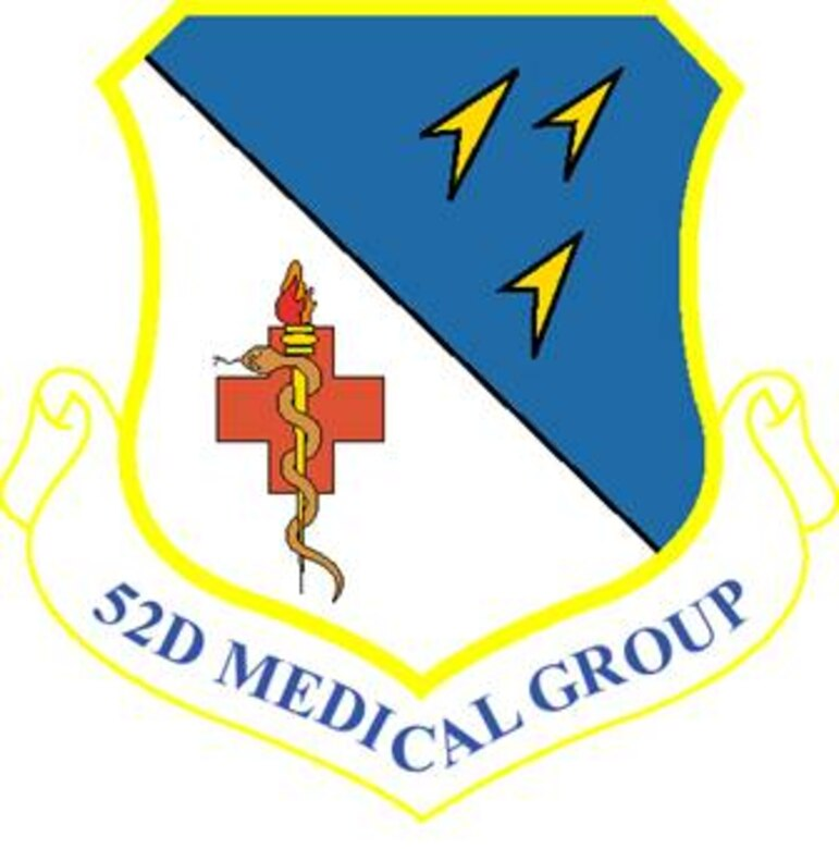 52nd Medical Group patch