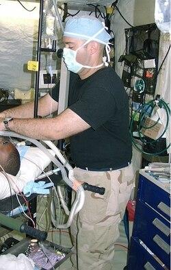 Lt. Col. Dr. Charles McDannald