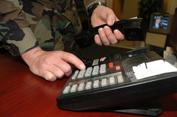 OSAN AIR BASE, Republic of Korea --  Starting today, people will need personal identification numbers to make calls that don't begin with 0505, 010, 011 and 031. (Photo illustration by Staff Sgt. Benjamin Rojek)