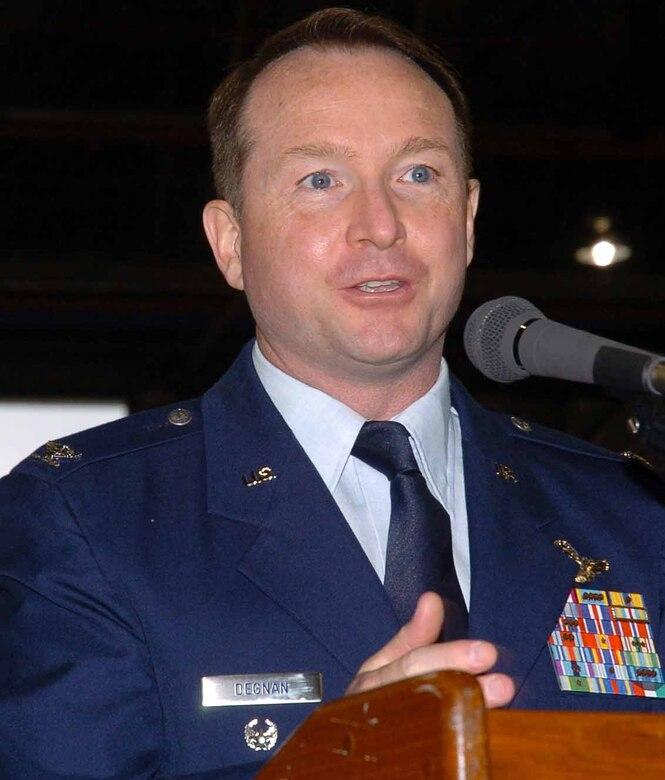 Col. Kevin D. Degnan