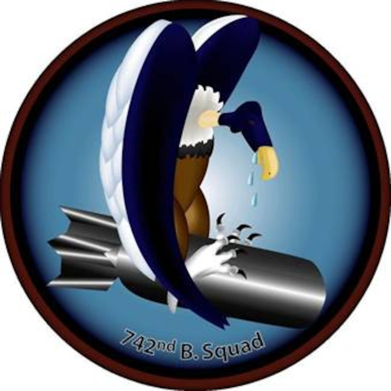 The 742nd Bombardment Squadron belonged to the 455th Bombardment Group, which eventually became the 455th Air Expeditionary Wing.