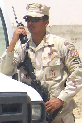 Airman Tibbs  (Courtesy photo)