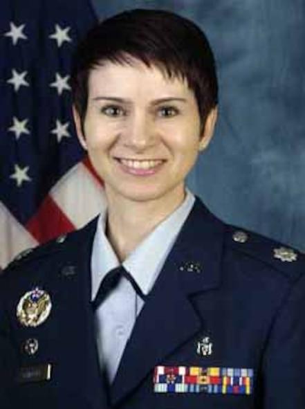 Lt. Col. Jill R. Scheckel