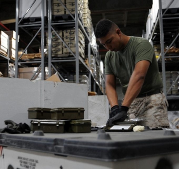 fsd keeps marine corps green with reusable items. Black Bedroom Furniture Sets. Home Design Ideas