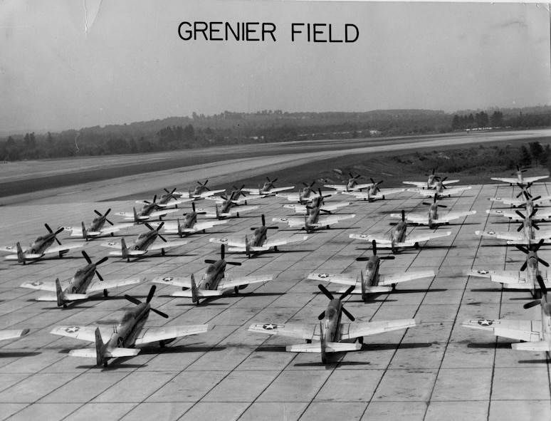 Grenier Army Air Field, in Manchester, N.H. (File photo)