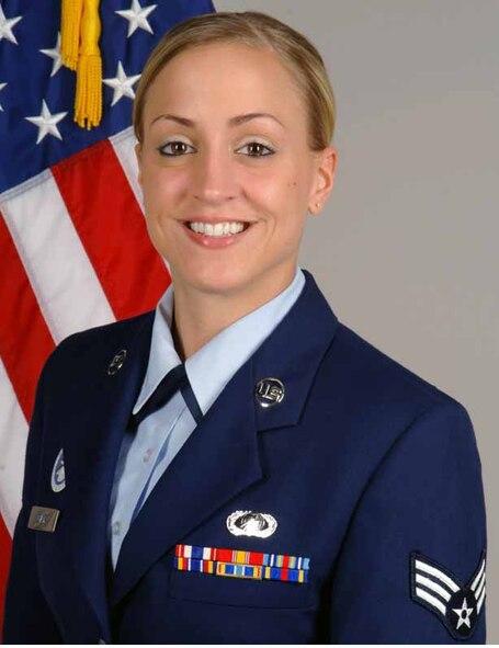 Senior Airman Susan M. VonArx