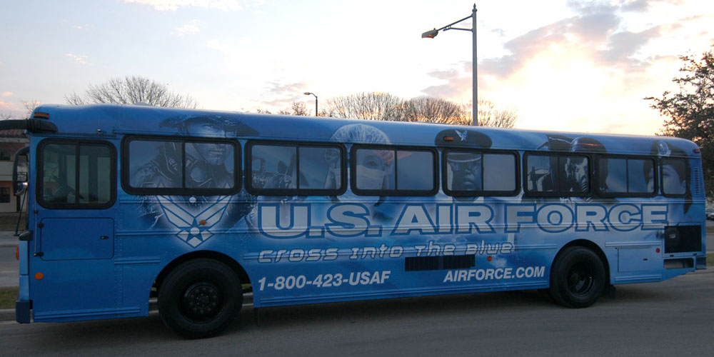 Air Force Bus